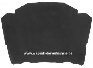 Motorhaubenmatte W124 / A124 / C124 groß