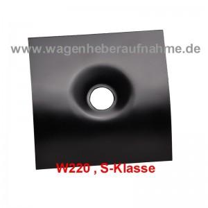 W220 Wagenheberaufnahme