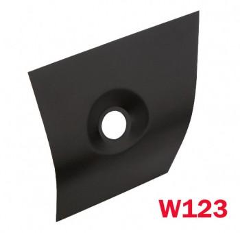 W123 Wagenheberaufnahhmen (Set 4 Stück)